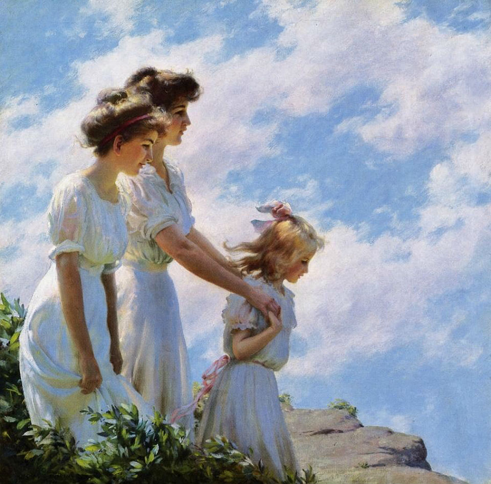 c7-Charles-Courtney-Curran-1861-1942-On-the-Cliff-1910.jpg